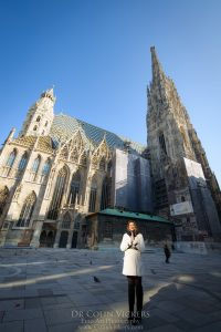 Vacation Photographer Vienna - Stephansdom