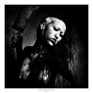 Fine Art Nude Photographer Vienna - Nude Women Covered In Blood About To Attack You