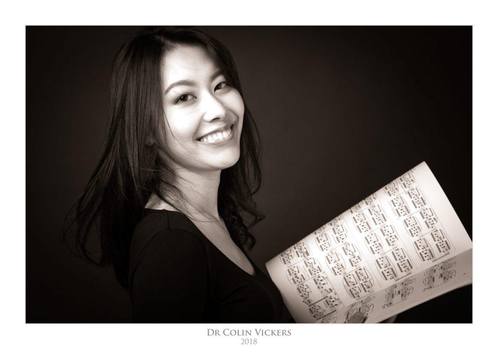 Yui - Portrait of a Japanese Pianist