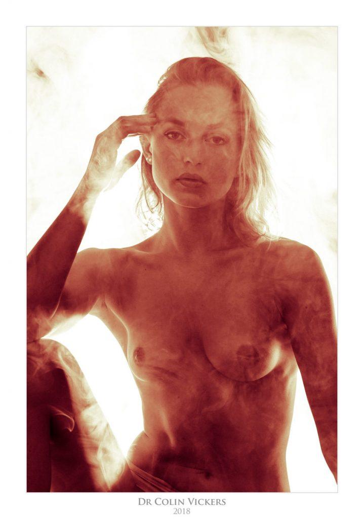 Smoke Nudes Photo Workshop - Portrait