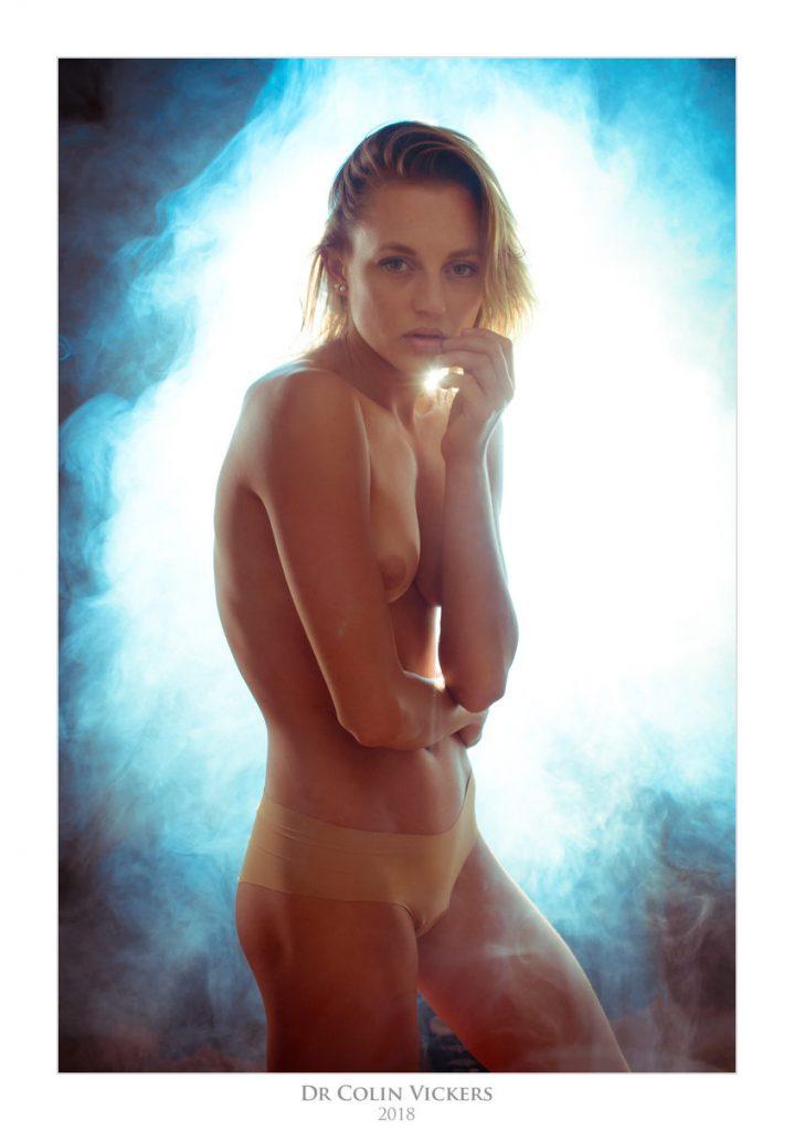 Smoke Nudes Photo Workshop - Sensual