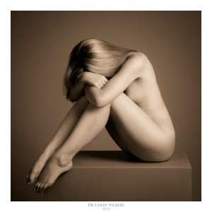 Fine Art Nude Photographer Vienna - Dr Colin Vickers - Visions of Purity