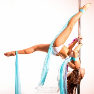 Poledance Photographer Vienna - Dr Colin Vickers