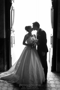 Wedding Photographer Vienna - Dr Colin Vickers