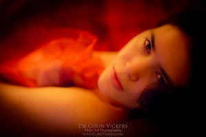 Boudoir Photographer Vienna - Dr Colin Vickers