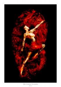 Fine Art Nude Photographer Vienna - Dr Colin Vickers - Classical Romance